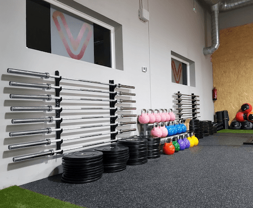 Box CrossFit VTC